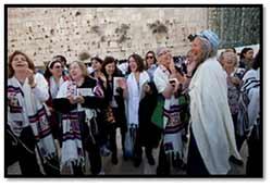 Mujeres judías ganan una batalla por la igualdad en el Muro de los Lamentos