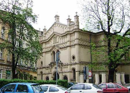 Reformed Tempel Synagogue (Synagoga Tempel): Reformed Tempel Synagogue